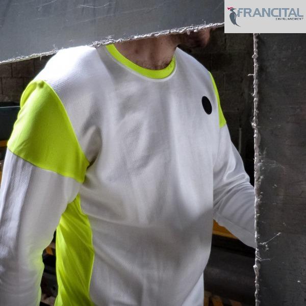 T-Shirt Cut Résistant - FRANCITAL vue