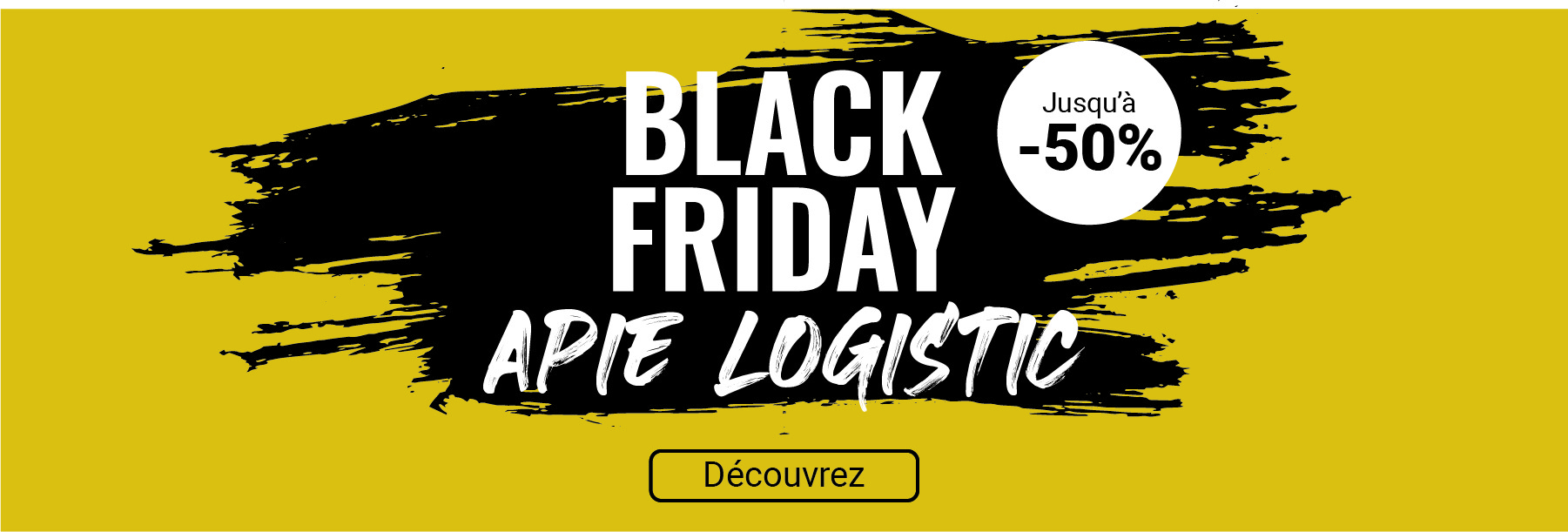 BLack Friday Bourg-en-bresse outillage et manutention