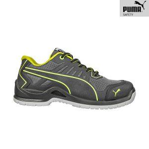 Chaussures De Sécurité PUMA - FUSE TC GREEN WNS LOW