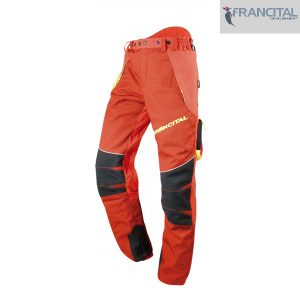 Pantalon De Travail Francital - Anti-Ronces - IRATY