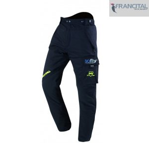 Pantalon De Travail Francital - Classe 1 - EVEREST PRO