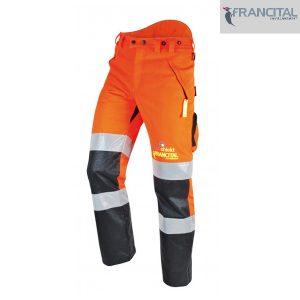 Pantalon De Travail Francital Haute-Visibilité - Type A - CL1 - HADES