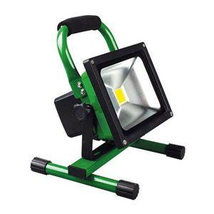 Projecteur Portatif LED 220V Rechargeable