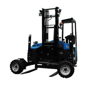 Chariot élévateur polyvalent capacité de 2500kg