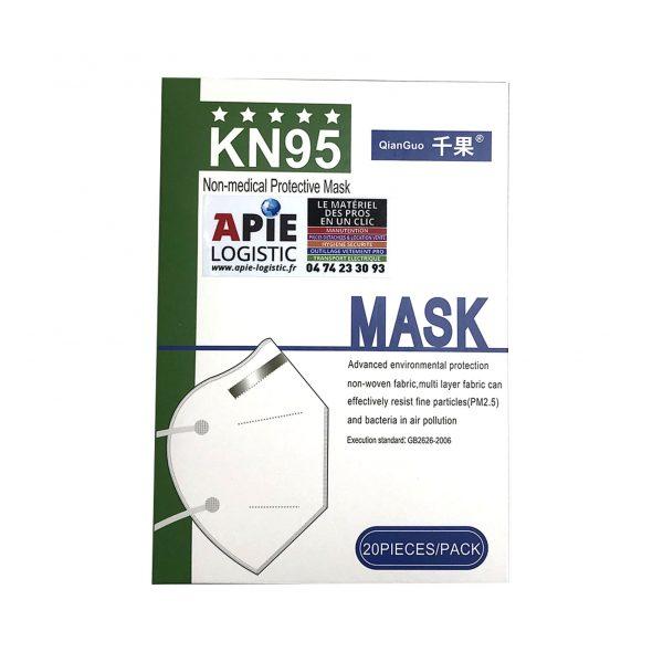 Boite de masques FFP2 KN95