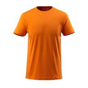 T-Shirt Mascot à Coupe Moderne- CALAIS orange