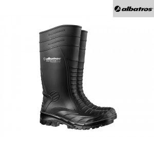 Bottes de sécurité Albatros Protector Plus S5 SRC - Noires