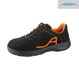 Chaussures De Sécurité ABEBA - S1 - X-Light - Noir Et Orange