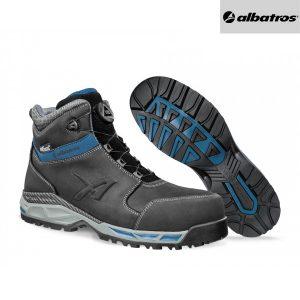 Chaussures de sécurité Albatros S3 ESD WR HRO SRC - Tofane