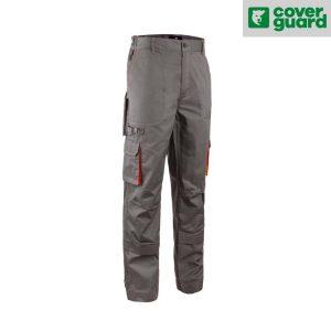 Pantalon De Travail Coverguard Avec Poches Genouillères - PADDOCK II