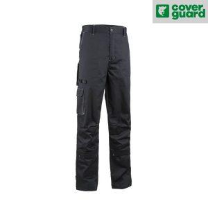 Pantalon De Travail Coverguard Avec Poches Genouillères - NAVY II