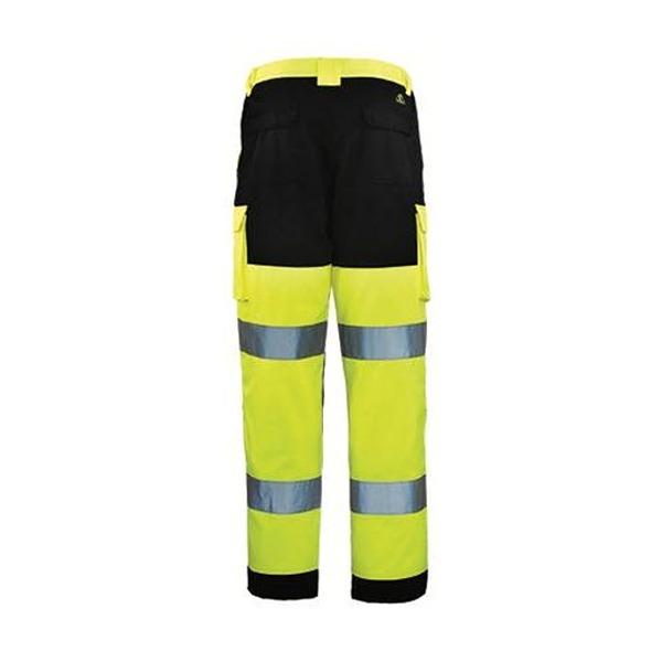 Pantalon Haute-Visibilité Coverguard - PATROL - Arrière