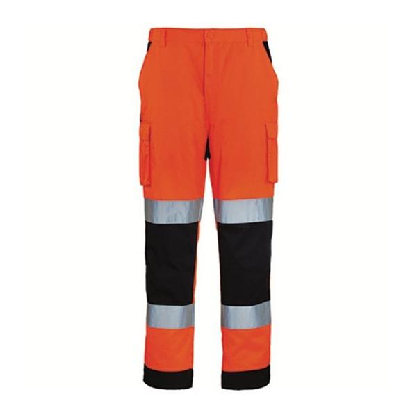 Pantalon Haute-Visibilité Coverguard - PATROL - Orange