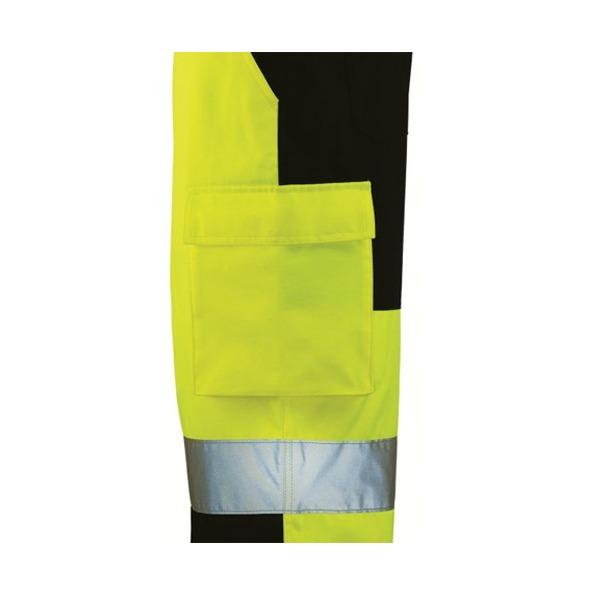 Pantalon Haute-Visibilité Coverguard - PATROL - Poche cuisse