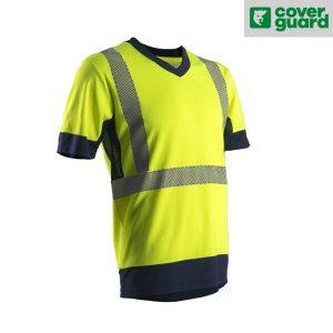 T-Shirt Haute-Visibilité Coverguard - KOMO