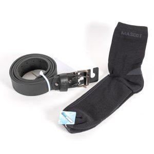 Ensemble ceinture - chaussettes MASCOT - fêtes des mères et des pères