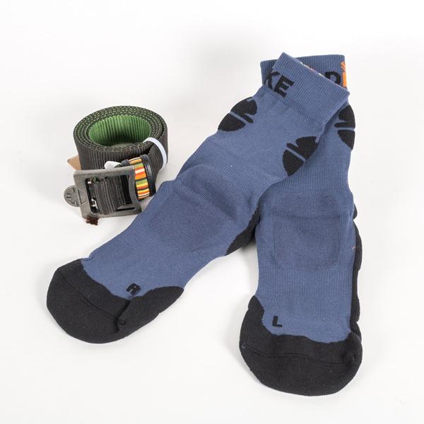 Ensemble ceinture - chaussettes DIKE - fêtes mères et des pères
