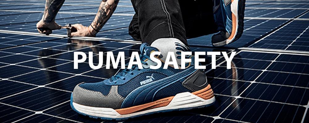 Equipement de protection (EPI) de la marque Puma Safety